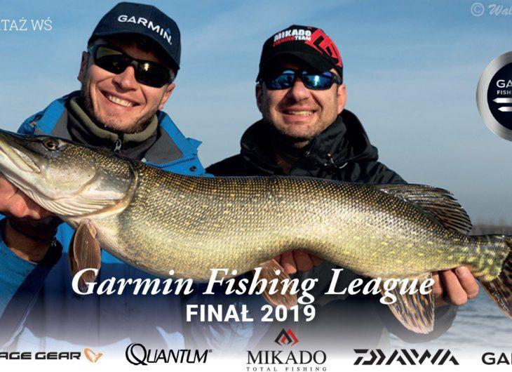 garmin fishing league
