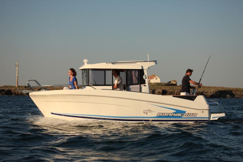 łódź dla wędkarza